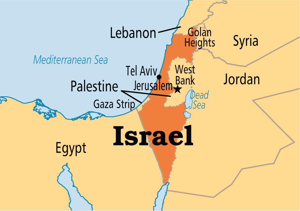 ISRAEL - BIẾN ĐIỀU KHÔNG THỂ THÀNH CÓ THỂ